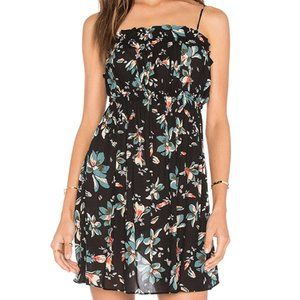 Free People Floral Jolene Mini Slip